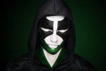 Villain Character From Comics