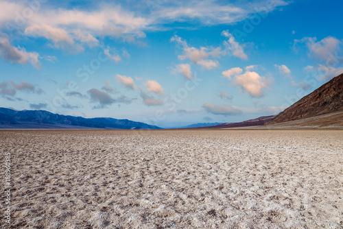 Photo  désert de La Vallée de la Mort usa