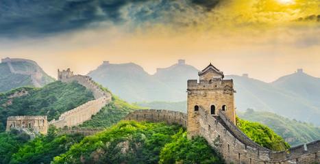 Fototapeta Orientalny The Great Wall of China
