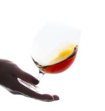 Cognac Twirled