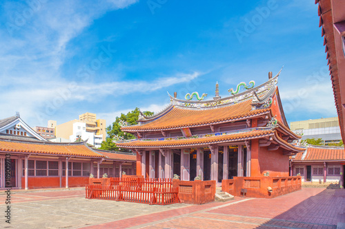 Valokuva Confucius Temple in Tainan, Taiwan