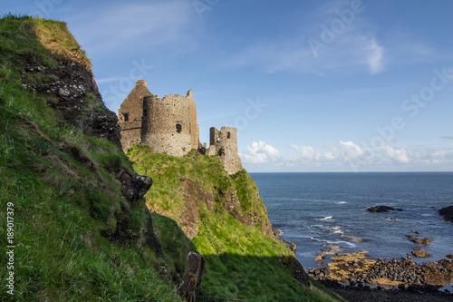 Deurstickers Rudnes Castello irlandese