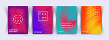 Abstract Geometric Pattern Background For Business Brochure Cover Design. Blue, Yellow, Purple, Pink Vector Banner Poster Template.