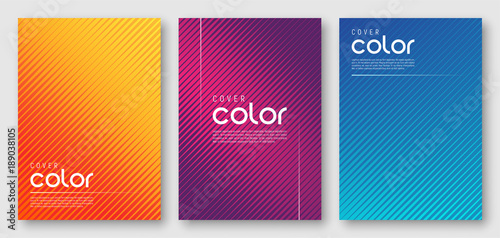 Abstract gradient geometric cover designs - 189038105