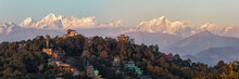 Nagarkot, Nepal, View On The H...