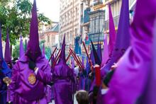 La Semana Santa Procession In ...