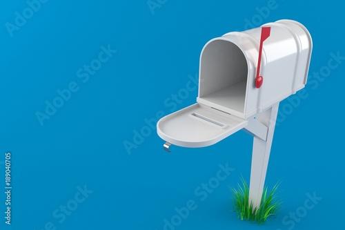 Obraz na plátně Empty mailbox