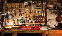 Violin Maker Workshop 1