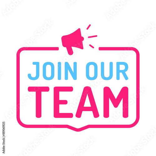 Fotografía  Join our team