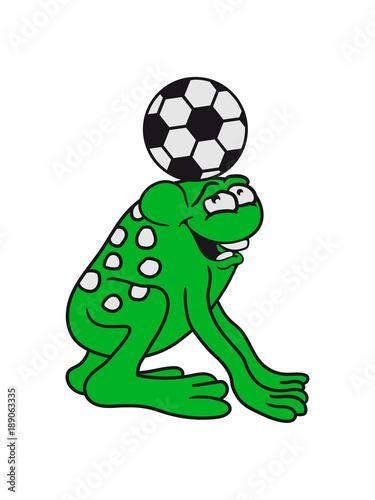 Fussball Spielen Ball Schiessen Verein Tor Kopfer Kopfball