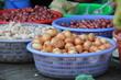 Markt in Saigon Vietnam