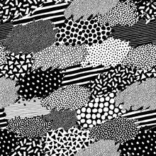 Irregular Patchwork Pattern