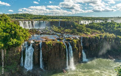 obraz lub plakat Iguazu Falls, Brazil