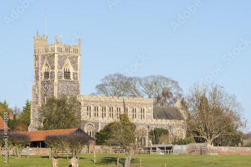 Photo  Church of Stratford Saint Mary, Dedham, Colchester, Essex