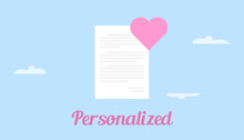 Get Personalized Love Letter I...