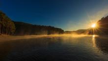 Pang-ung Lake, Mae Hong Son Province, Thailand