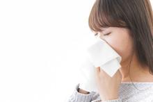 風邪・花粉症で鼻を...