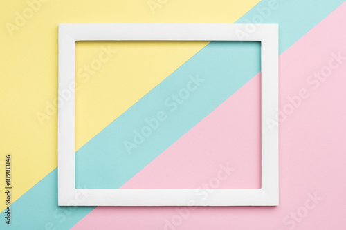 Photo  Abstract pastel colored paper texture minimalism background
