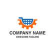gear shopping logo