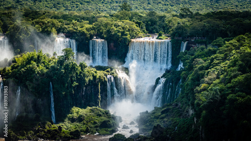 Cadres-photo bureau Brésil South American Waterfalls