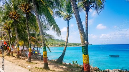 Photo San Andres Island Colombia Beach