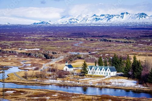 thingvellir pingvellir Iceland