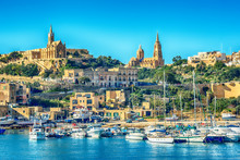 Malta: Mgarr, A Harbour Town I...