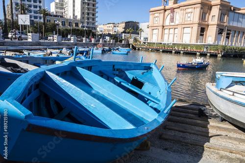 Plakat Port Bari