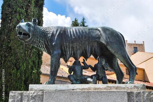 Photo  Loba capitolina, Segovia