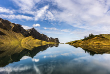 Exceptional View Of Alpine Lak...
