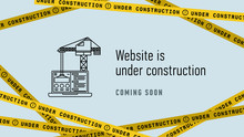 Website In Under Construction ...
