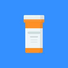Icon Medical Pharmacy Bottle O...