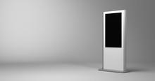 Retail Store Digital Display, ...
