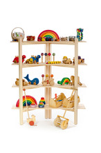 Colourful Kids Toys And Games