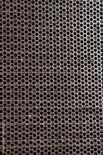 Türaufkleber Metall Metal surface as background texture pattern