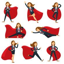 Superwoman Or Super Woman Offi...