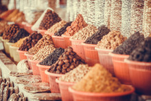 Seeds In A Market