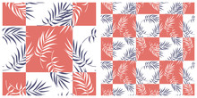 Seamless Pattern In Three Laye...