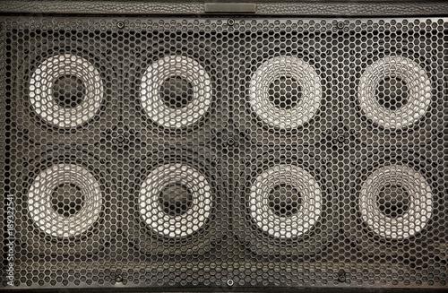 speaker sound wall Wallpaper Mural
