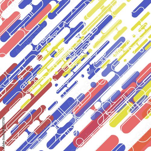 abstrakcyjny-geometryczny-niebiesko-zolto-czerwony-wzor
