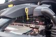 oil dipstick, car engine