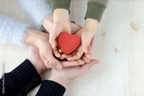 Fotografie, Obraz  家族の絆イメージ