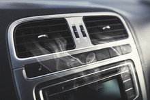 Air Vents In A Car
