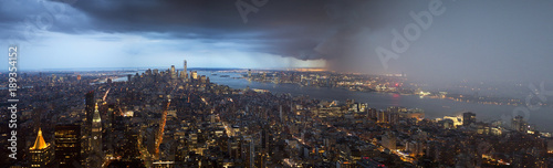 High resolution view of New york city - United states of America © Production Perig