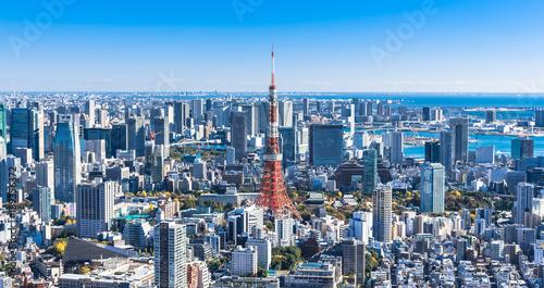 Poster Tokyo 東京 都市風景