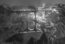 The Viaduct At Knaresborough, North Yorkshire