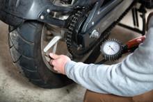 Control Of The Tire Pressure O...