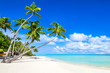 Urlaub auf einer tropischen Insel