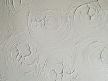 Circular Pattern Textured Ceil...