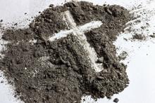 Ash Wednesday. Lent. Christian Religion